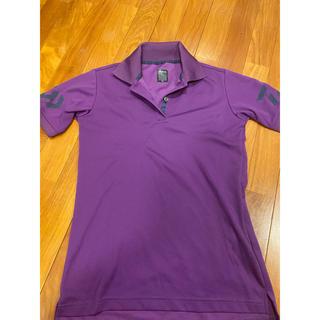 ダイワ(DAIWA)のDAIWA ポロシャツ WL パープル(ウエア)