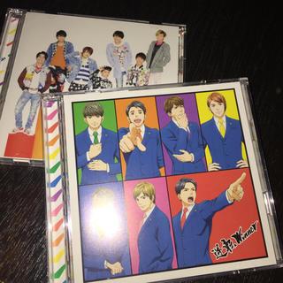 ジャニーズWEST CD(アイドルグッズ)