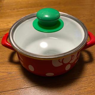 ハローキティ(ハローキティ)のキティ ホーロー鍋(鍋/フライパン)