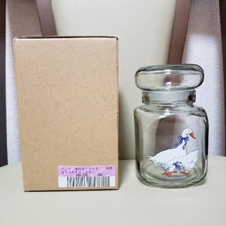 フェリシモ(FELISSIMO)のフェリシモ ガラスのキャニスター(容器)