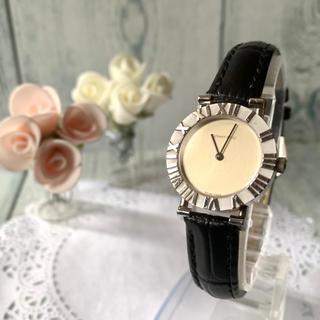 ティファニー(Tiffany & Co.)の【動作OK】TIFFANY&Co ティファニー アトラス 腕時計 レディース(腕時計)