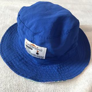 アンパサンド(ampersand)のリバーシブル バケットハット(帽子)