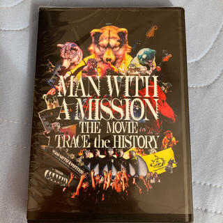 MAN WITH A MISSION THE MOVIE -TRACE the