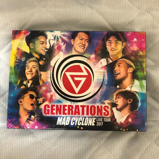 ジェネレーションズ(GENERATIONS)のMAD CYCLONE(ミュージック)