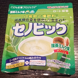 ロート製薬 - セノビック 抹茶ミルク味 224g