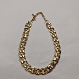 エイチアンドエム(H&M)のLILLY様専用チェーンネックレス金色(ネックレス)