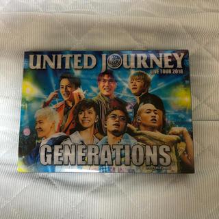 ジェネレーションズ(GENERATIONS)のUNITED JOURNEY(ミュージック)