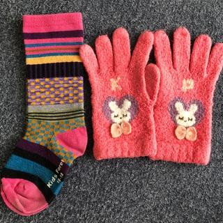 ニットプランナー(KP)の手袋 & 靴下(靴下/タイツ)