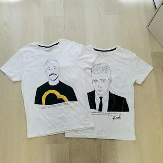 ビームス(BEAMS)のMAISON SEINE Tシャツ2枚セット(Tシャツ(半袖/袖なし))