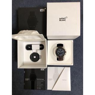 モンブラン(MONTBLANC)のモンブラン  スマートウォッチ(腕時計(デジタル))