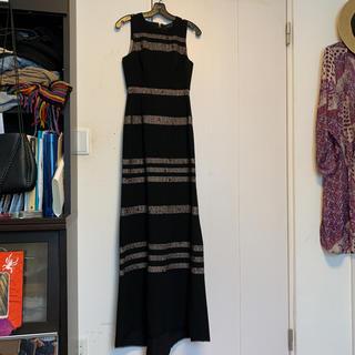 ビーシービージーマックスアズリア(BCBGMAXAZRIA)のドレス(ロングワンピース/マキシワンピース)