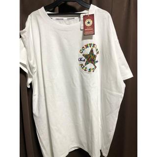 コンバース(CONVERSE)の新品 コンバース  Tシャツ(Tシャツ(半袖/袖なし))