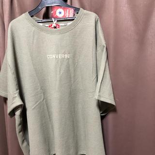 コンバース(CONVERSE)の新品 コンバース ワッフル Tシャツ(Tシャツ(半袖/袖なし))