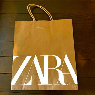 ザラ(ZARA)のZARA ショップ袋 ザラ(ショップ袋)