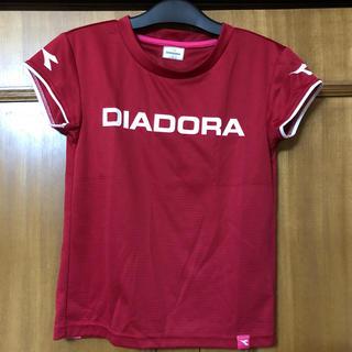 ディアドラ(DIADORA)のディアドラ プラクティスシャツ(ウェア)