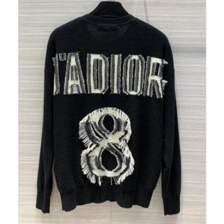 ディオール(Dior)のDior J'ADIOR 8 カシミア セーター ブラック(ニット/セーター)