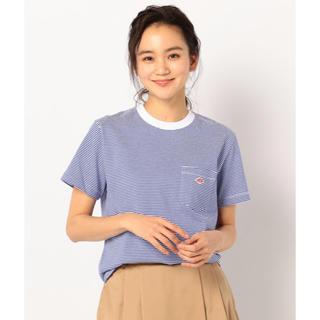 ダントン(DANTON)のダントン  ボーダーカットソー Tシャツ(Tシャツ(半袖/袖なし))