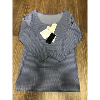 ワコール(Wacoal)の新品 ワコール ふわ暖 8部丈 Lサイズ(アンダーシャツ/防寒インナー)