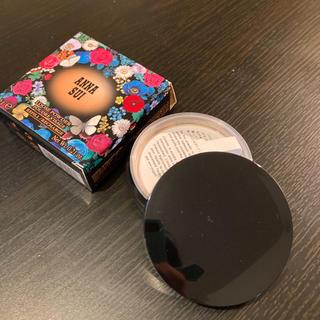 アナスイ(ANNA SUI)の❤️ 新品未使用 ANNA SUI ルースパウダー M700(フェイスパウダー)