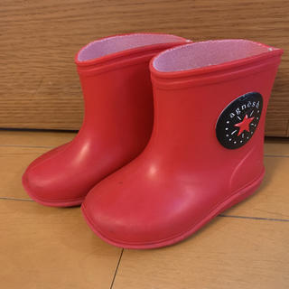 アニエスベー(agnes b.)のagnes b. 長靴 13cm (長靴/レインシューズ)