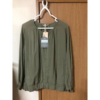 スタディオクリップ(STUDIO CLIP)のスタディオクリップ MA-1 ブルゾン 羽織り ジャケット 新品(ブルゾン)