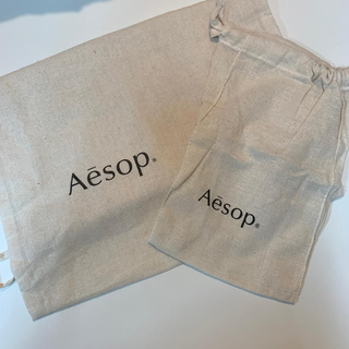 Aesop イソップ  ショッパー 巾着