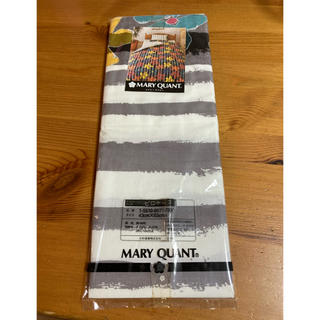 マリークワント(MARY QUANT)のマリークワント♡ピロケース♡ノベルティ・非売品(シーツ/カバー)