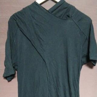 ユリウス(JULIUS)のMA JULIUS フーデッド カットソー(Tシャツ/カットソー(半袖/袖なし))