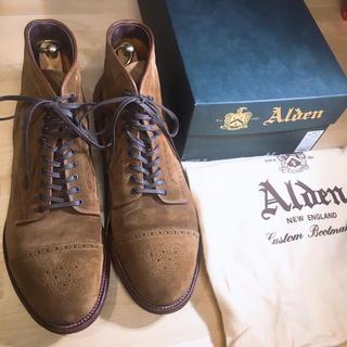 Alden - 【超美品】オールデン 41822H TOMORROW別注