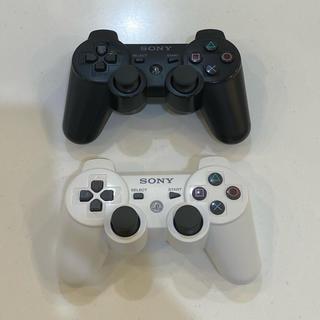 プレイステーション3(PlayStation3)のプレステ3 コントローラー 2セット(その他)
