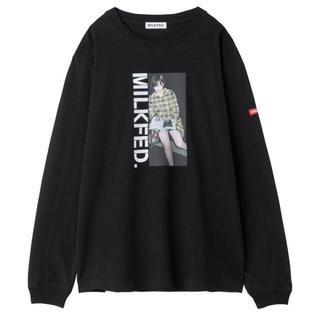 ミルクフェド(MILKFED.)のMILKMILKFED.xMAYU YUKISHITA LS TEE(Tシャツ(長袖/七分))