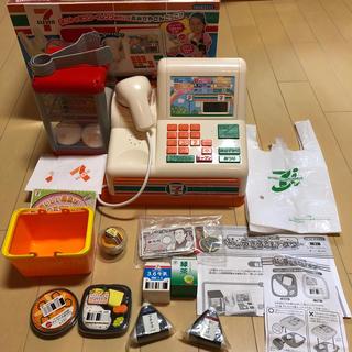 メガハウス(MegaHouse)のセブンイレブンのNewうきうきレジスター(知育玩具)