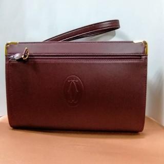カルティエ(Cartier)のカルチェ セカンドバッグ☆未使用(セカンドバッグ/クラッチバッグ)