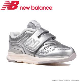 ニューバランス(New Balance)の新品 16cm  iz997h ニューバランス iz996(スニーカー)