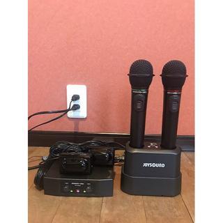 赤外線レシーバーWT-600+受光器2個+マイク2本+充電器 (予約済)(その他)