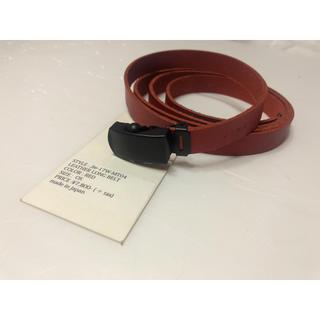 ジエダ(Jieda)のJieda leather long belt(ベルト)