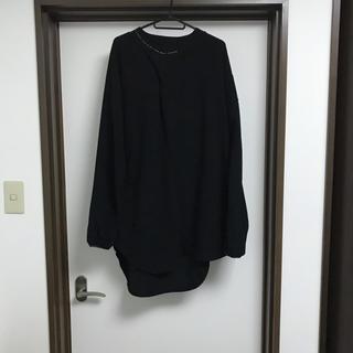 ユリウス(JULIUS)のニルズ  19fw フリース BK サイズ1(Tシャツ/カットソー(七分/長袖))
