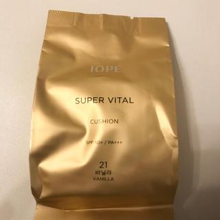 アイオペ(IOPE)のIOPE    super vital   21(ファンデーション)