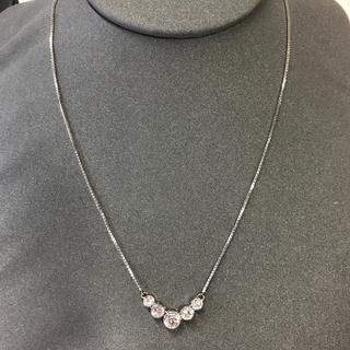 ダイヤモンド1ct オーバー ネックレス 再値下げ!(ネックレス)