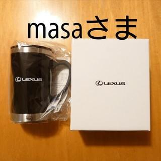 サーモマグ(thermo mug)の【LEXUS】新品☆レクサス thermomug DOUBLE MUG(タンブラー)