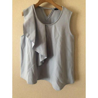 ローズバッド(ROSE BUD)のローズバッド トップス(シャツ/ブラウス(半袖/袖なし))