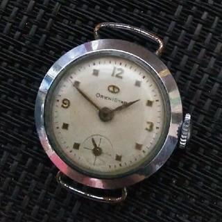 オリエント(ORIENT)のオリエントスター 手巻き 腕時計 ジャンク品(腕時計)
