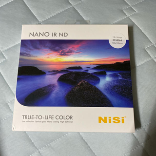 NiSi NANO IR ND64 100mm