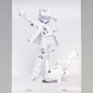 ポケモン(ポケモン)のDaniel Arsham x Pokemon x 2G Poster(ポスター)