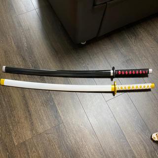 バンダイ(BANDAI)の鬼滅の刃 丹次郎 善逸 模造刀(小道具)