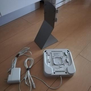 ムジルシリョウヒン(MUJI (無印良品))のCPD-4 無印良品 壁掛けCDプレイヤー スタンド付(ポータブルプレーヤー)