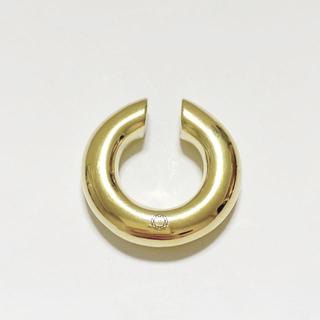 バーニーズニューヨーク(BARNEYS NEW YORK)のSASKIA DIEZ GOLD BOLD BASIC イヤーカフ ゴールド(イヤーカフ)