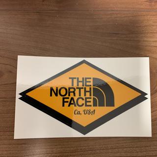 ザノースフェイス(THE NORTH FACE)の新品ノースフェイス公式ステッカー(登山用品)