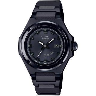 Baby-G - カシオ G-MS 電波ソーラー 腕時計 MSG-W300CB-1AJF ブラック