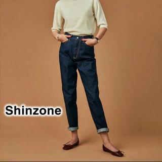 シンゾーン(Shinzone)のTHE SHINZONE シンゾーン ヒップスターデニム 19AMSPA62(デニム/ジーンズ)
